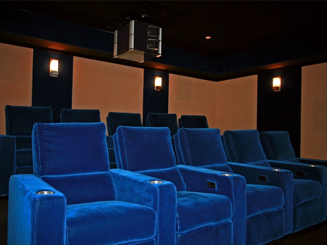 "Home Theater ""Sequel"" is Spectacular – Water Mill, NY"